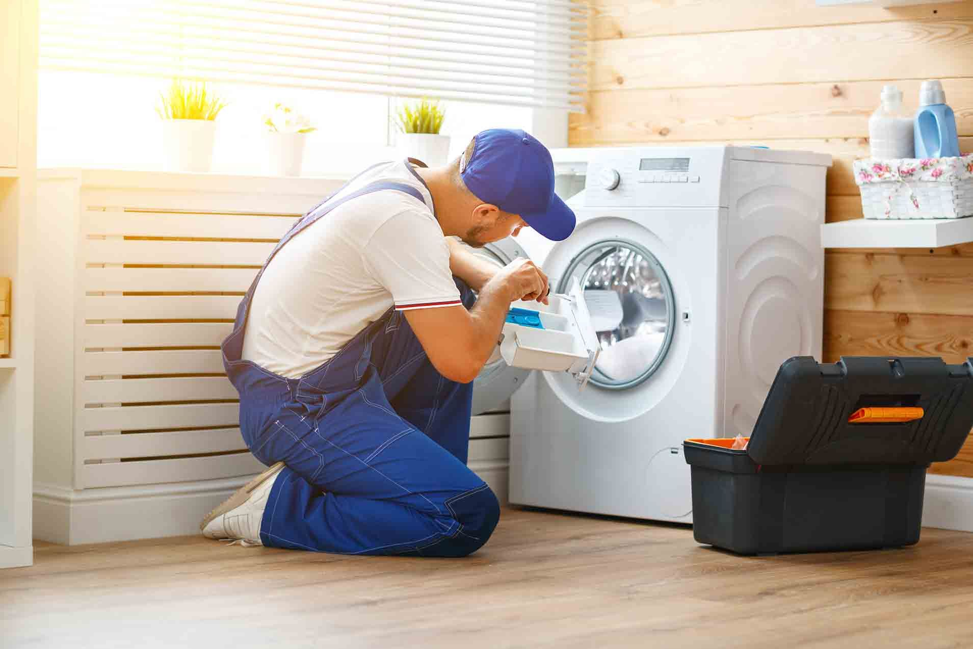 How To Clean Your Washing Machine | The Laundryman App